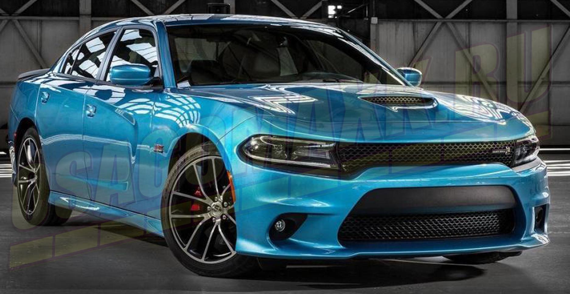Dodge Charger - второе место в сегменте подержанных спортивных автомобилей