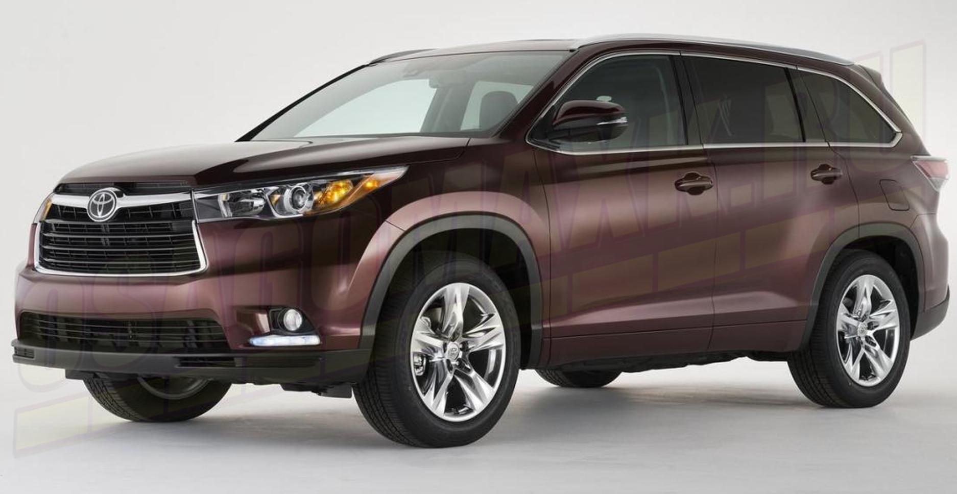 Toyota Highlander - второе место в сегменте подержанных внедорожников