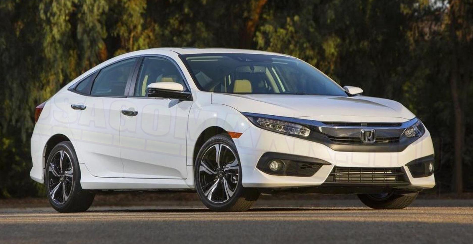 Honda Civic - первое место в сегменте подержанных седанов