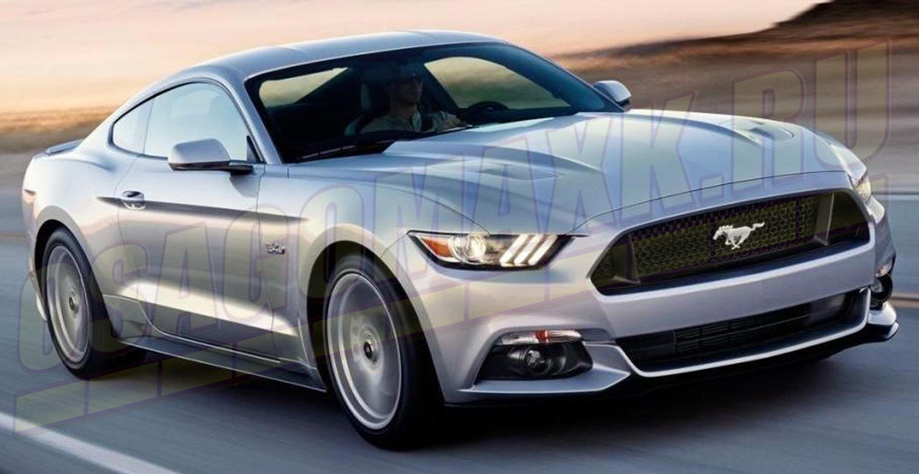 Ford Mustang - первое место в сегменте подержанных спортивных автомобилей